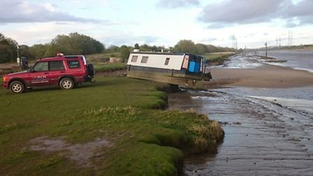 Boaters are being warned of the dangers of navigating the Ribble Link