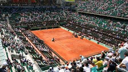 French Open © Dreamstime