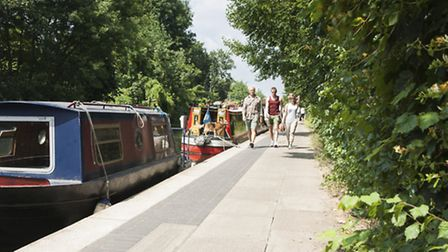 For waterway lovers, there is no better place to walk than along a charming canal in the UK