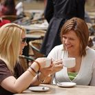 Meeting with other French speakers © Stuart Key / Dreamstime