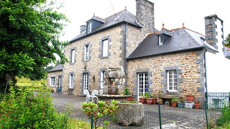 Le Fretay in Brittany