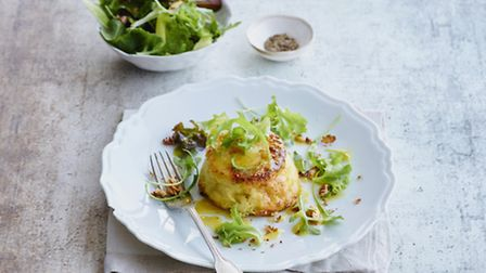 Cheese souffle © Snap and Stir