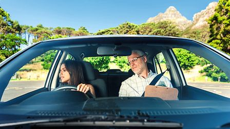 Learning to drive in France © Fotolia