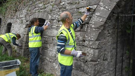 Canalside lime kilns to be restored