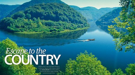Discover Correze in the September 2015 edition of Living France