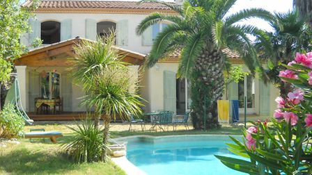 House with a pool in Gard for 596,000 euros