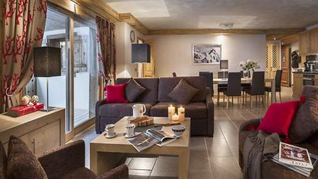 New-build apartment in the Alps from MGM French Properties