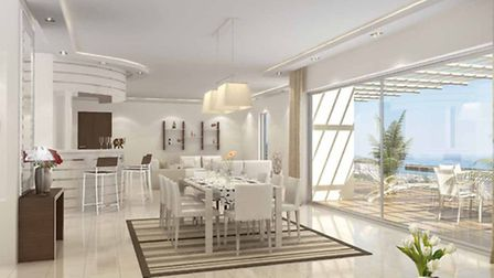 New-build apartment in Juan-les-Pins from Leggett Immobilier