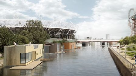 Olympic Floating Homes