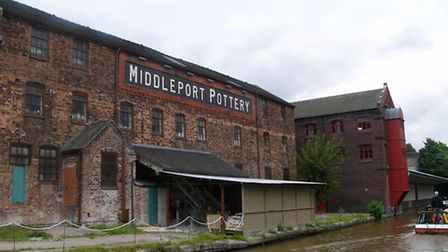 'Middleport Pottery' © Tom Pine, Flickr, CC BY-NC-ND 2.0