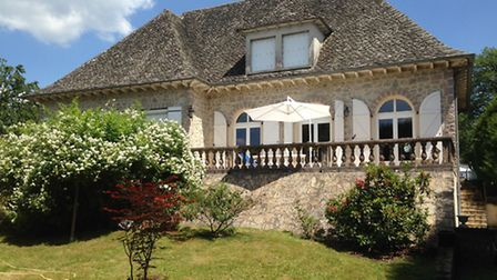 Renovated house in Saint-Privat for sale for 265,000 euros