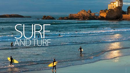Explore Pyrenees-Atlantiques in the November 2015 issue of Living France