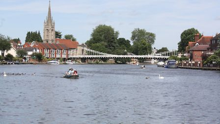 Boaters win the Thames licence case