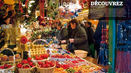 Christmas in France in the December 2015 issue of Living France