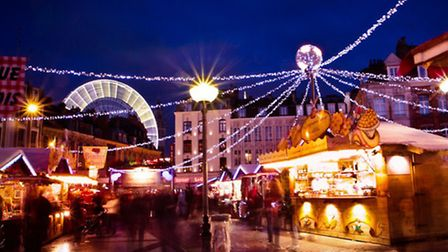 Lille Christmas market © photographizm