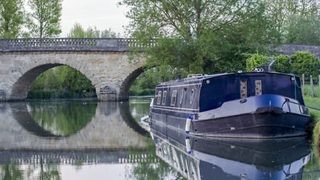 12 photos that capture the beauty of the Oxford Canal