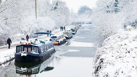 life on board and some cruising during the winter does have its advantages