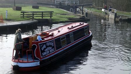 Canals unlocked after winter floods