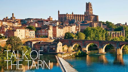 Explore Tarn in the February 2016 issue of Living France