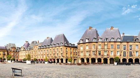 Charleville-Mezieres in Champagne-Ardenne © Dreamstime