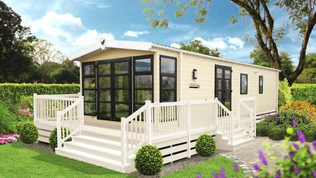 Mobile home in France © Eurobase Mobile Homes