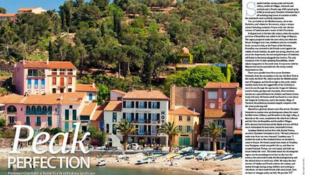 Discover Pyrenees-Orientales in the March issue of Living France