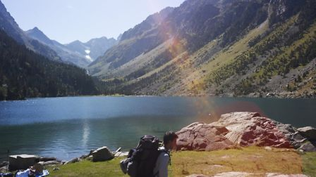 James runs luxury activity holidays in the Pyrenees
