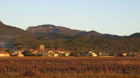 Domaine Virgile Joly in the Languedoc wine region
