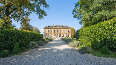Chateau Isly, Dordogne, Oliver's Travels