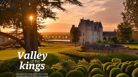 Explore the Loire Valley in the April issue of Living France