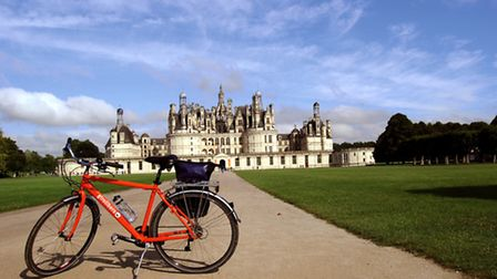 Cycle around the Loire Valley with Freewheel Holidays
