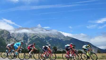 Get behind the scenes at the Tour de France © ASO/B.Bade