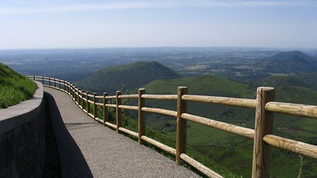 Explore Auvergne on a walking holiday