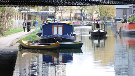 Strategy for London canal moorings planned