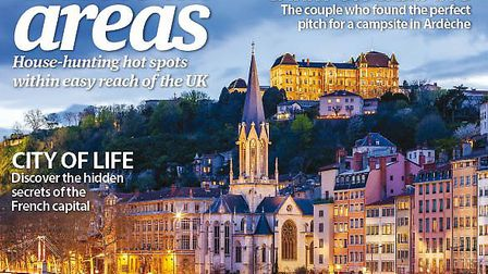 The May issue of Living France is on sale now!