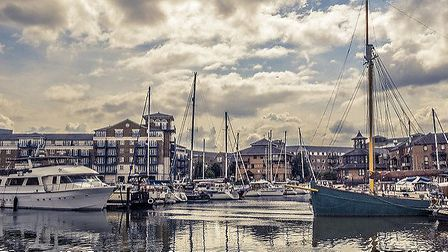 'Limehouse Basin' Mike T, Flickr CC 2.0