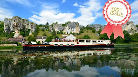 Win a week-long cruise in Burgundy on Barge Luciole