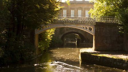 Locals invited to crowdsource ideas for the Kennet & Avon Canal