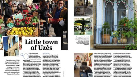 Delve into the many delights of Uzès in Languedoc-Roussillon