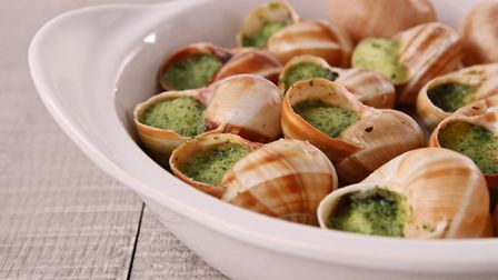 Snails (escargots) are a speciality of Burgundy © Margouillat / Dreamstime