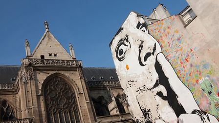 Street Art Paris tours show the city's art scene from a different angle