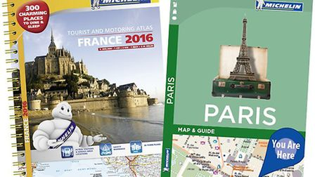 Michelin Guides and Atlases