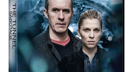 Enter our competition to win season two of the award-winning TV series, The Tunnel