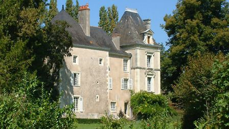 Les Capucins, a chateau in the Loire Valley