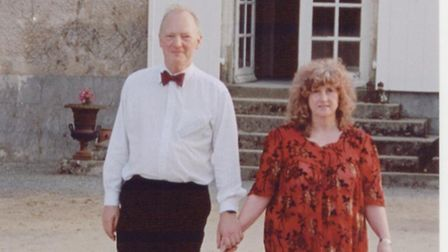 John and Bernadette Grimmett, Brits who live in the Loire Valley