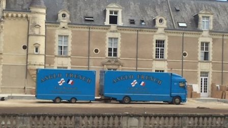 Anglo French Euro Removals