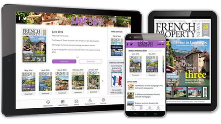 Welcome to the brand new French Property News app!