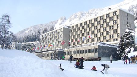 Apartment for sale in Flaine in the French Alps