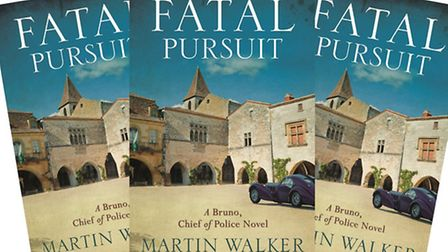Win a copy of Fatal Pusuit in our competition