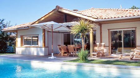 Win a seven-night stay at Villa Clairiere aux Chevreuils in Moliets with Madame Vacances